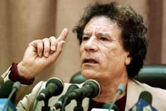 Oficial NATO: Ghaddafi este o tinta a campaniei din Libia