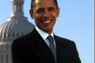 Barack Obama a fost investit presedinte al Statelor Unite ale Americii