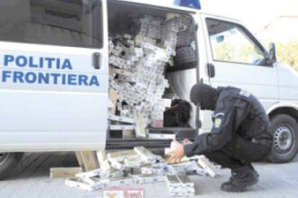 Politist, mana in mana cu traficantii de tigari.Acum e coleg de arest cu ei