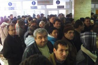 Birocratia sufoca Romania! Stam minim 30 de minute in fata ghiseului