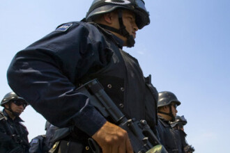 Descoperire macabra! Cadavrele a 12 politisti gasite in vestul Mexicului