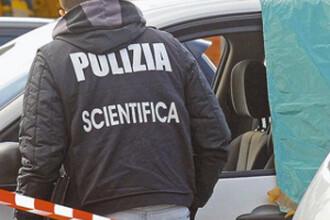 Patru romani retinuti in Italia pentru jaf si tentativa de omor