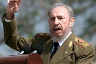 In viata sau nu, conspiratie sau nu, Fidel Castro a implinit 83 de ani!