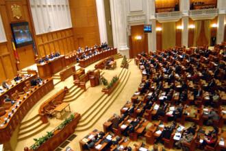 Motiunea a picat, Guvernul rezista! PSD pierde cu opt voturi