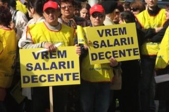 Liderii sindicali din invatamant ameninta cu proteste!