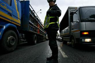 UPDATE: Traficul pe DN1 ar putea reveni la normal abia la miezul noptii!