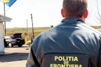 Utilaje furate din Spania, oprite de politistii de frontiera din Bihor