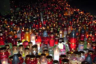 Cercetasii au aprins un festival de lumini in Bucuresti