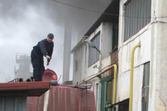 Cinci persoane ranite in urma unei explozii la Timisoara