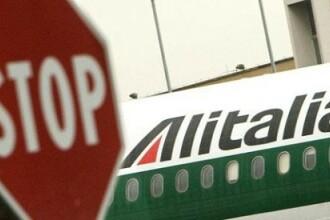Pretul salvarii companiei AlItalia: un miliard de euro!