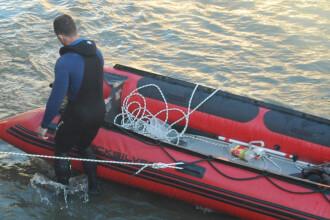 Batran dat disparut in urma cu trei zile, gasit mort in apele Muresului