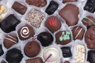 Esti dependent de ciocolata? Exercitiile fizice sunt rezolvarea!
