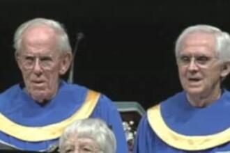 Tu ce ai face daca bunicii tai ar canta hip hop in biserica?