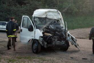 Accident teribil vineri seara, pe un bulevard din Drobeta Turnu Severin!