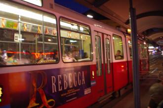Tramvai de lux construit de romani pentru austrieci