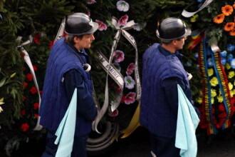 Patru mineri morti in exploziile de sambata au fost inmormantati joi