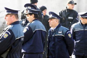 Peste 3500 de politisti si jandarmi pe strazi in Capitala de Revelion!