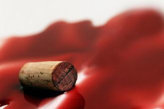 6.000 de oameni s-au batut cu 40.000 de litri de vin in Spania