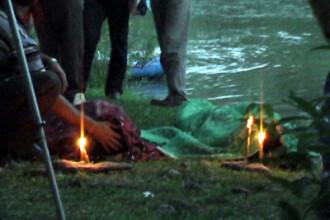Caldura de peste zi l-a trimis in mormant.A intrat in raul Mures sa se racoreasca, dar s-a inecat
