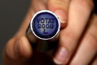 Participare scazuta la vot a romanilor din strainatate