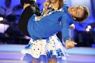 Alina Dumitru si Denis, cea mai norocoasa pereche de la Dansez pentru tine