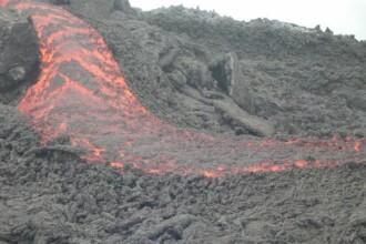 Cel putin zece oameni au murit in urma eruptiei unui vulcan in Columbia