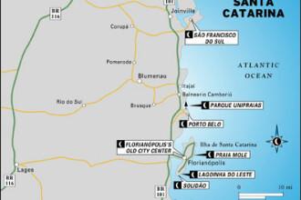 Intemperiile din sudul Braziliei au provocat moartea a 11 persoane