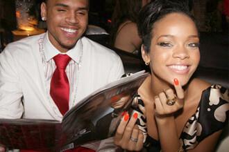 Rihanna, batuta din cauza geloziei