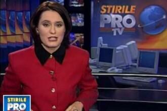 1 Decembrie 1995 - Primul jurnal al Stirilor Pro TV