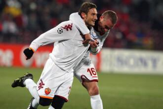 CFR Cluj a remizat cu AS Roma, scor 1-1, in Liga Campionilor