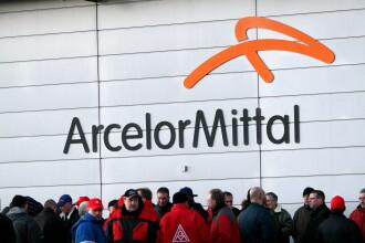 La somaj inainte! 1.000 de angajti de la ArcelorMittal vor sa plece