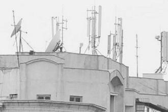 Fara antene parabolice in Baia Mare! Strica aspectul cladirilor
