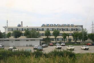 Probleme mari si la Azomures! Mii de angajati in somaj tehnic