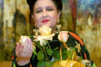 Aniversare cu fast pentru soprana Mariana Nicolesco