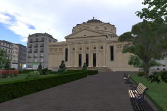 Bucurestiul a ajuns in Second Life!