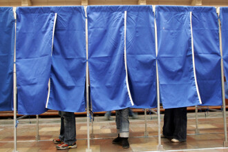 Primele alegeri cu prezenta sub 50% la vot!