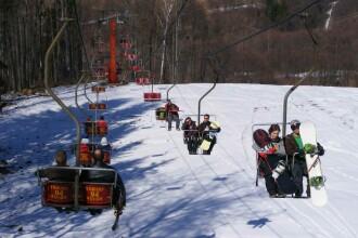 Zapada si soare - un weekend excelent pentru turistii de la munte