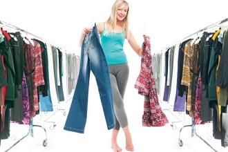 Cum sa-ti innoiesti garderoba pe timp de criza: targul de schimb de haine
