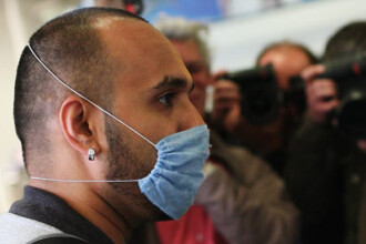 165 de cazuri noi de AH1N1 in ultimele 24 de ore, totalul ajungand la 2.830