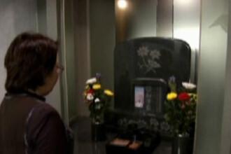 La japonezi, pana si cimitirele sunt high-tech!