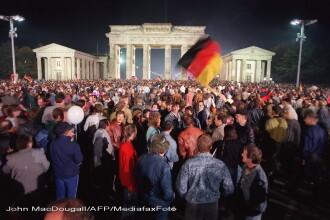 Dupa 20 de ani, germanii se pregatesc sa darame iar Zidul Berlinului