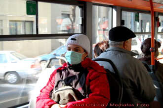 7 decese provocate de gripa AH1N1 in ultimele doua zile