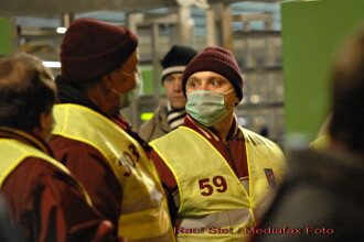 Propagarea virusului AH1N1 scade in toata Europa cu exceptia Romaniei