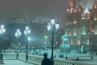 Zapada ca-n povesti la Moscova!