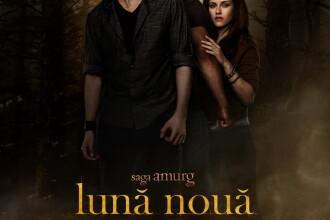 S-au pus in vanzare biletele pentru Saga Amurg: Luna Noua!