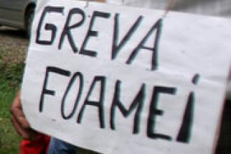 Invatatoarea din Caracal nu renunta la greva foamei