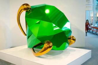 Cel mai mare diamant verde, scos la licitatie!