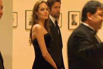 Angelina Jolie si Brad Pitt, tot mai distanti! Urmeaza despartirea!?