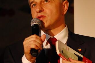 Geoana: Imi pun mandatul de presedinte al Senatului la dispozitia PSD