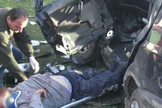 IMAGINI SOCANTE! Accident mortal in judetul Neamt!